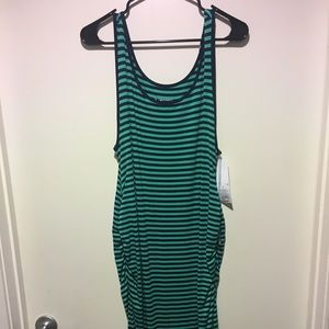 Liz Lange tank-maxi dress